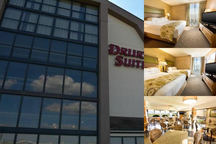 Drury Suites Paducah photo collage