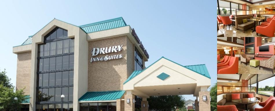 Drury Inn & Suites Charlotte University Place Exterior