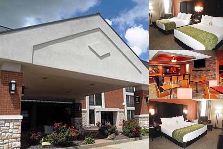 Drury Inn & Suites Evansville North photo collage