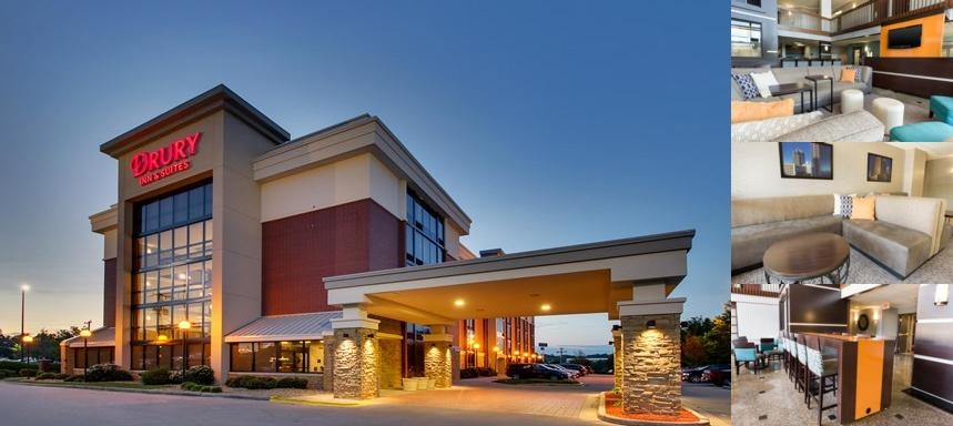 Drury Inn & Suites Greensboro Exterior