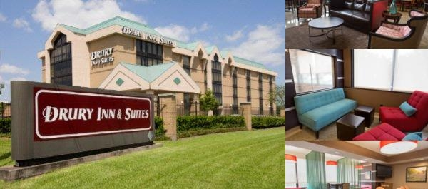Drury Inn & Suites Houston Sugar Land photo collage