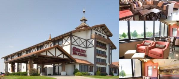 Drury Inn & Suites Jackson Missouri photo collage