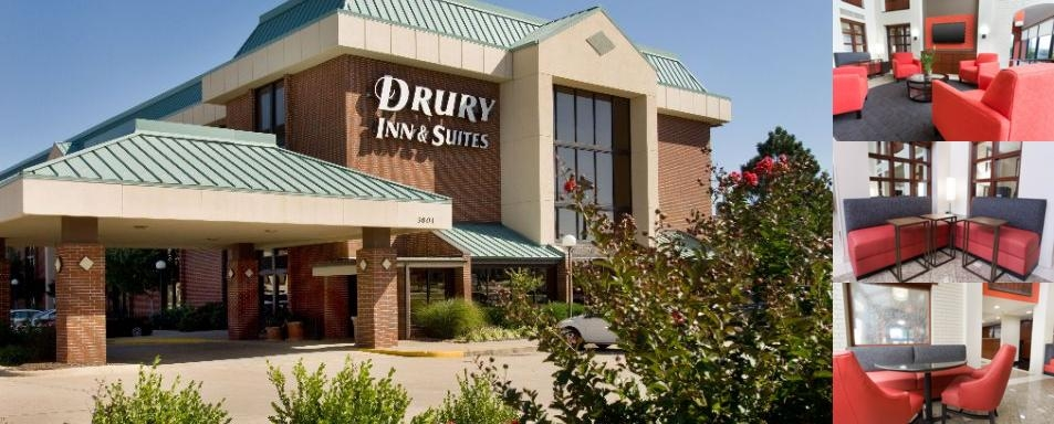 Drury Inn & Suites Joplin photo collage