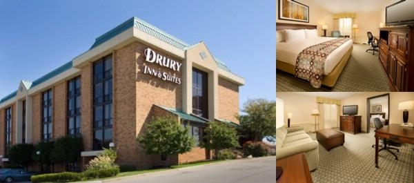 Drury Inn & Suites Kansas City Stadium photo collage