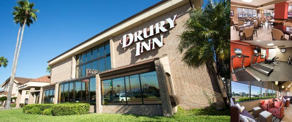 Drury Inn Mcallen photo collage