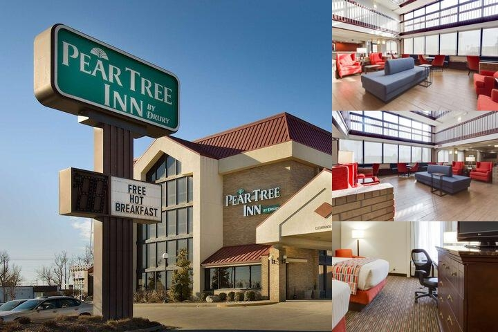 Pear Tree Inn Sikeston photo collage