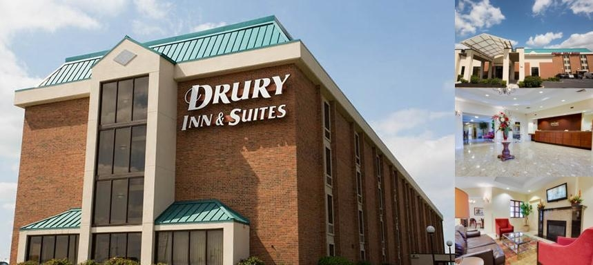 Drury Inn & Suites St. Joseph photo collage