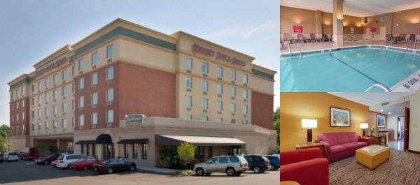 Drury Inn & Suites St. Louis Near Forest Park photo collage