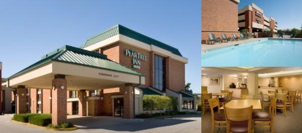 Pear Tree Inn Overland Park photo collage