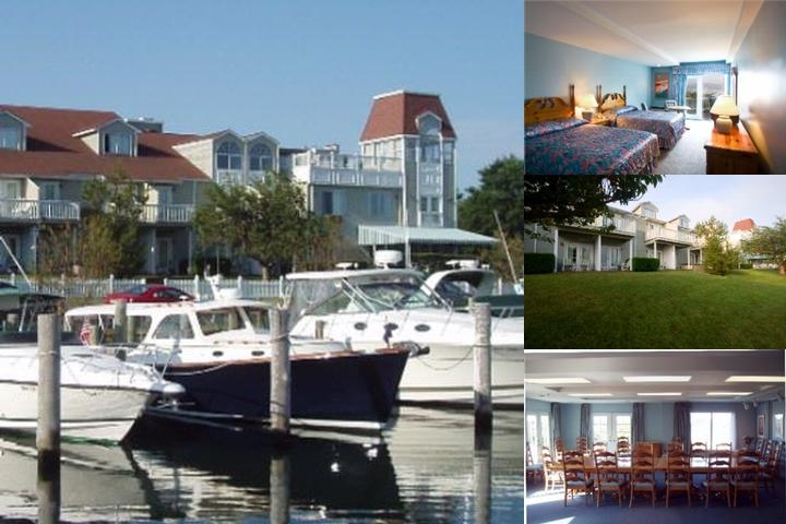 Sag Harbor Inn photo collage