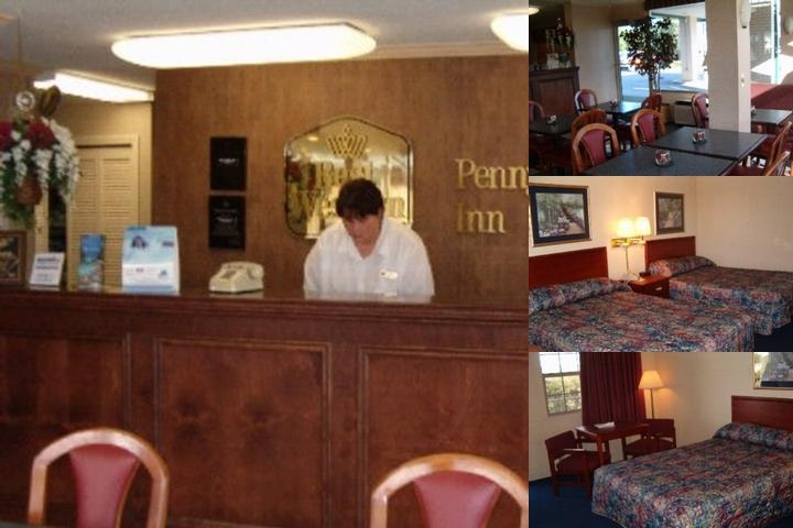 Pennyrile Inn photo collage