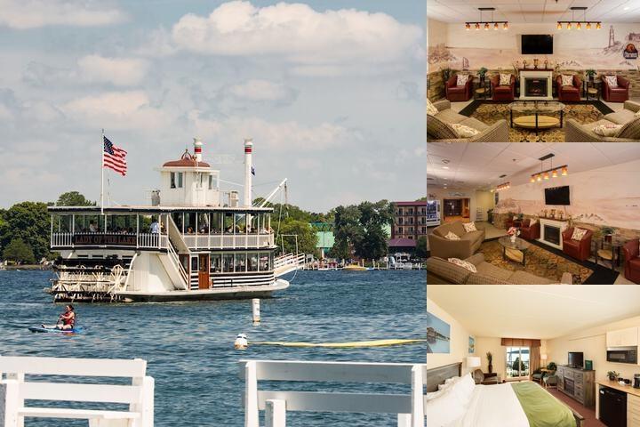 harbor shores on lake geneva lake geneva wi 300 wrigley. Black Bedroom Furniture Sets. Home Design Ideas