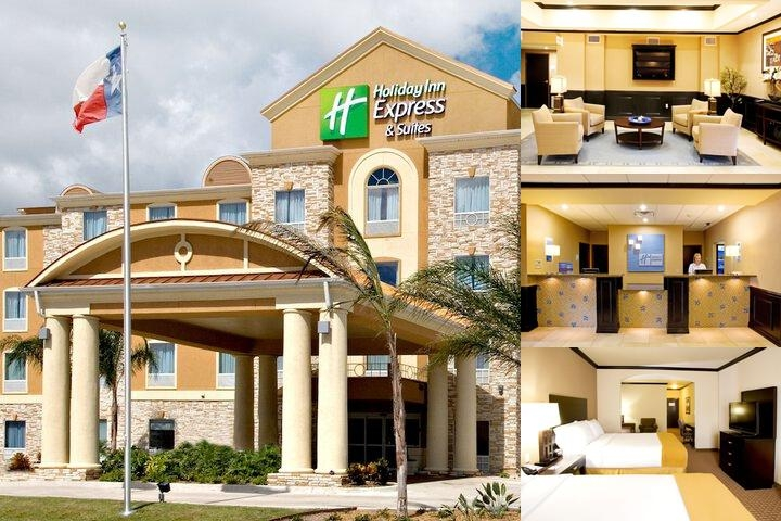 Holiday Inn Express Hotel & Suites Corpus Christi photo collage