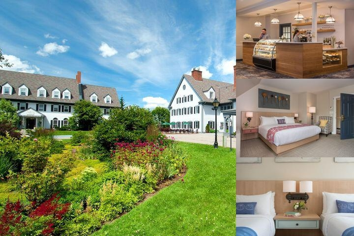 The Essex Vermont's Culinary Resort & Spa photo collage