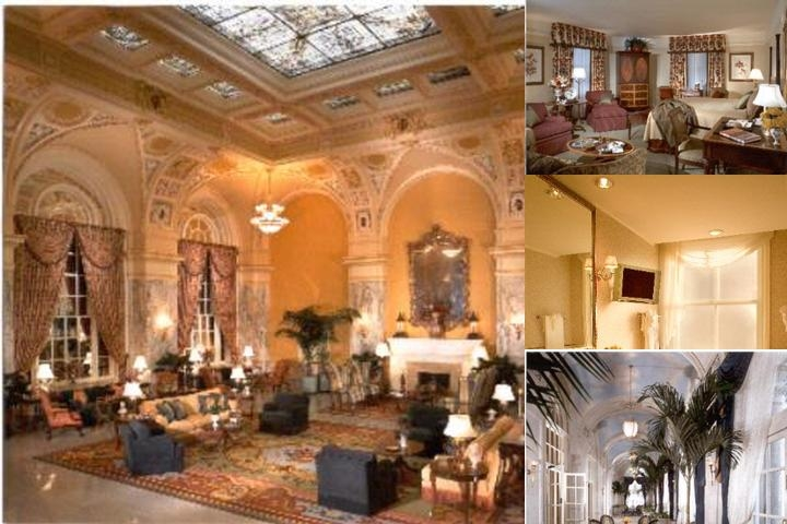 The Hermitage Hotel photo collage