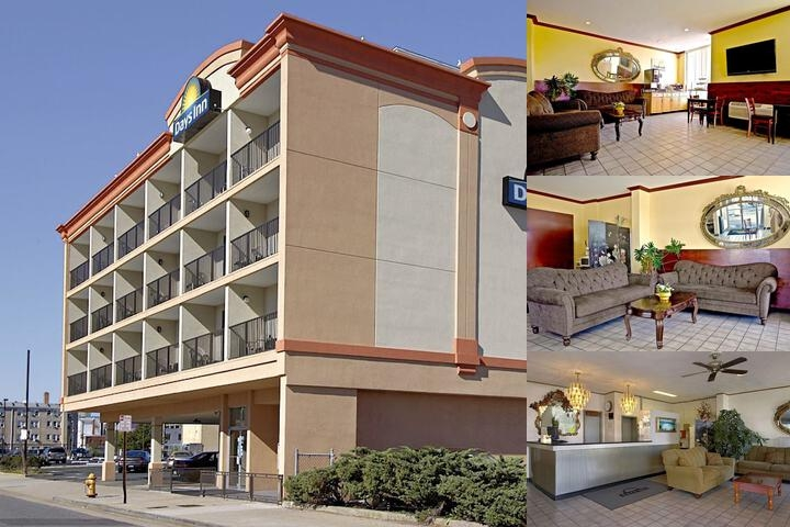 Days Inn Atlantic City Beachblock photo collage