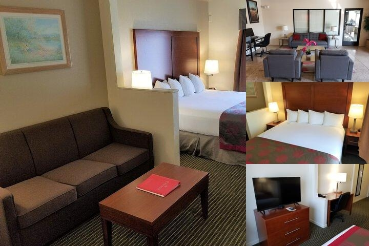 Ramada Suites Bakersfield photo collage