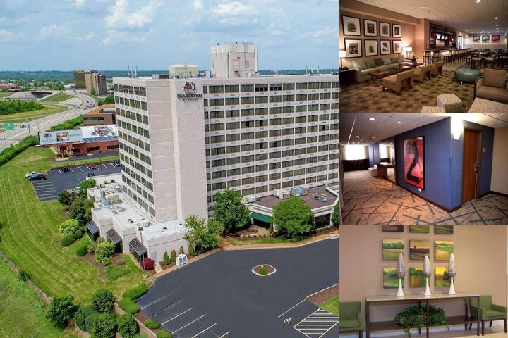 Doubletree Hotel St. Louis at Westport photo collage