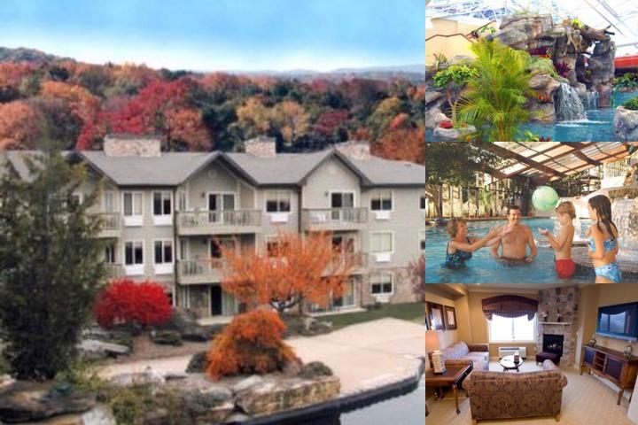 Crystal Springs Resort photo collage