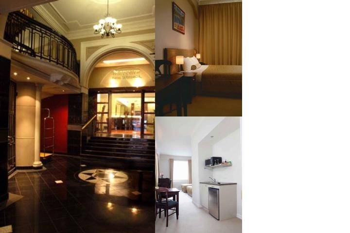 Mercure Hotel Windsor Auckland photo collage