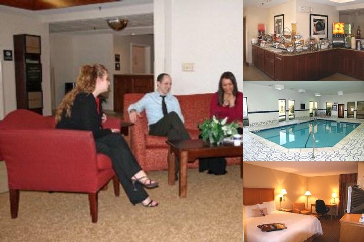 Hampton Inn Ames photo collage