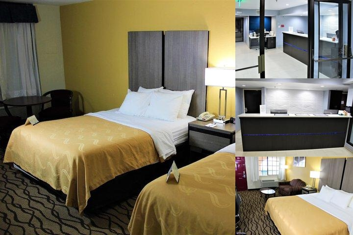 Quality Inn Fort Stockton photo collage