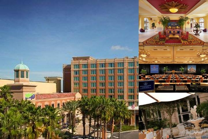 Renaissance Tampa Hotel International Plaza photo collage