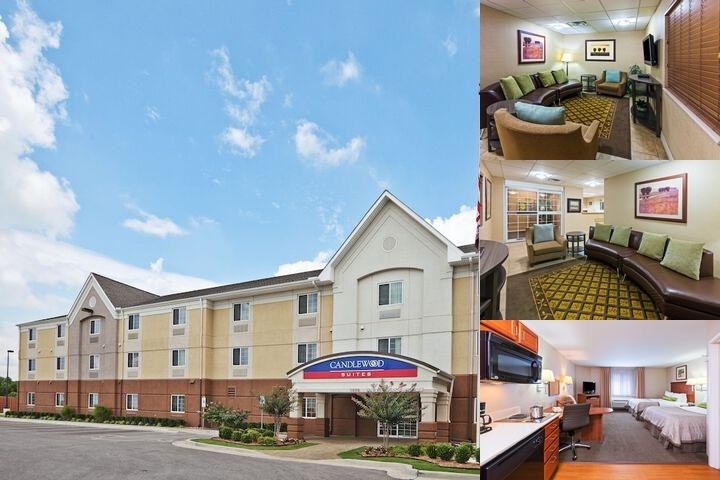 Candlewood Suites Owasso photo collage