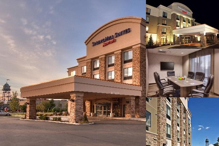 Springhill Suites Lehi at Thanksgiving Point photo collage