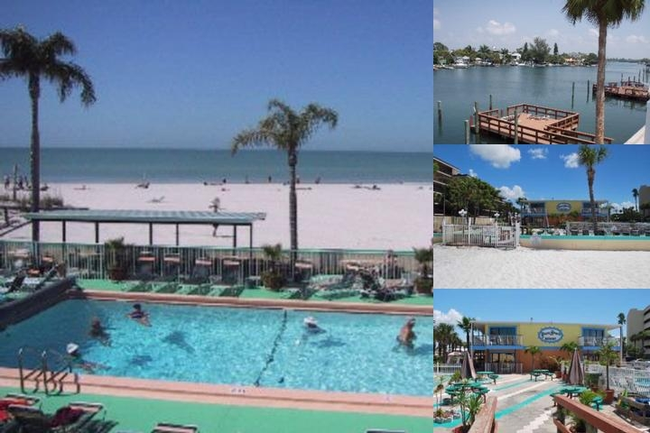 Plaza Beach photo collage