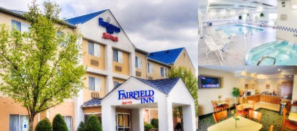 Fairfield Inn St. Louis / Fairview Heights photo collage