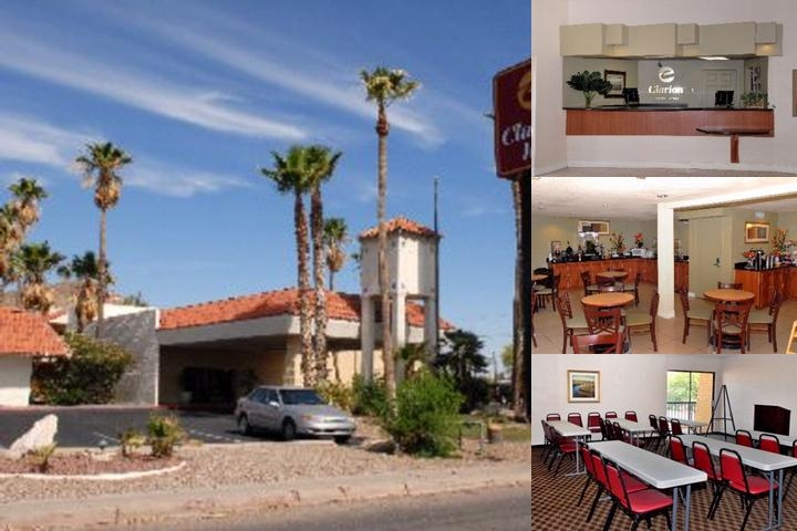 Clarion Inn Downtown Tucson Az photo collage