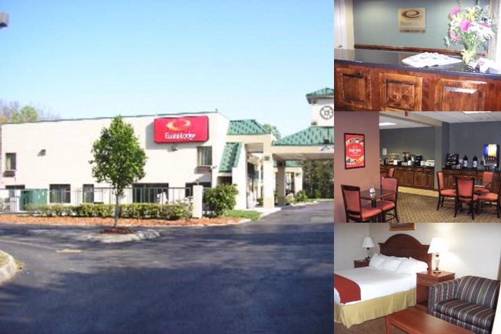 Econo Lodge West Knoxville photo collage