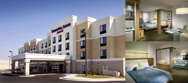 Springhill Suites by Marriott at Plazzio photo collage