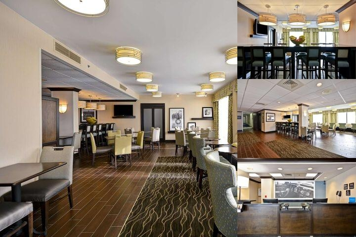 Hampton Inn Northville photo collage
