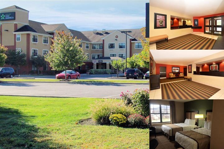 Extended Stay America Westage Center photo collage