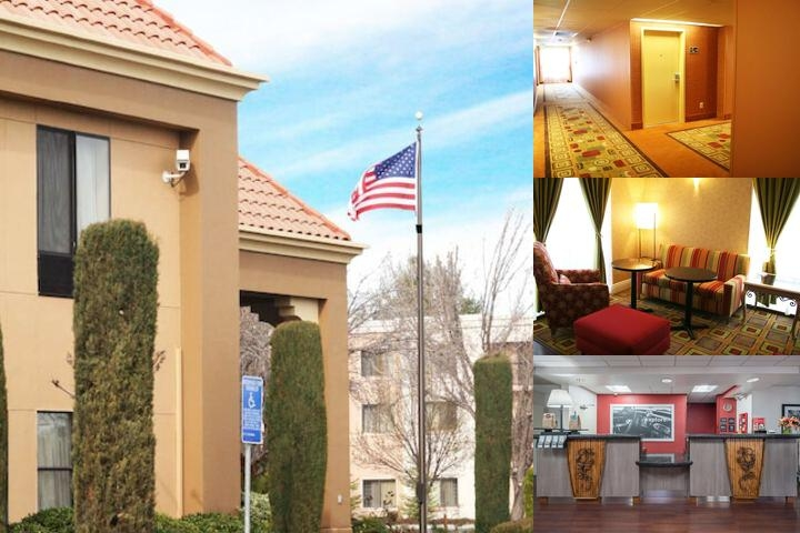 Hampton Inn Livermore photo collage