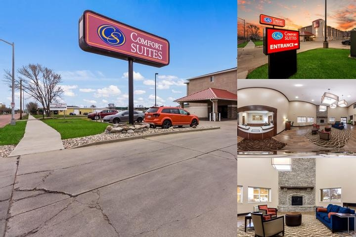 Comfort Suites Sioux Falls photo collage