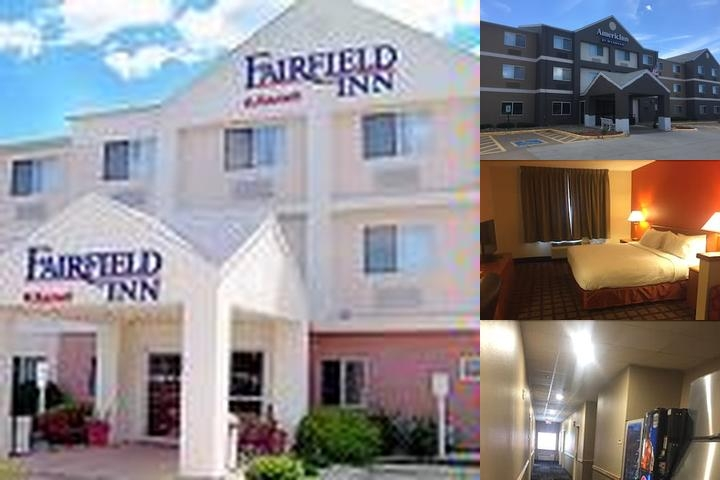 Fairfield Inn by Marriott Hudson photo collage