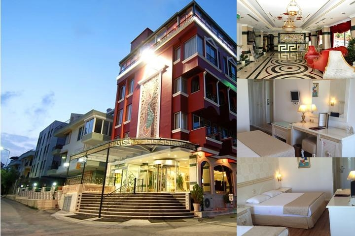Bilem High Class Hotel photo collage