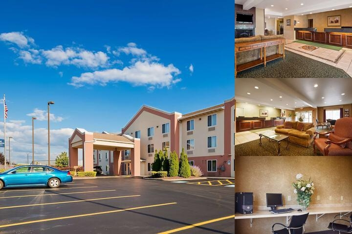 Best Western Penn Ohio Inn photo collage