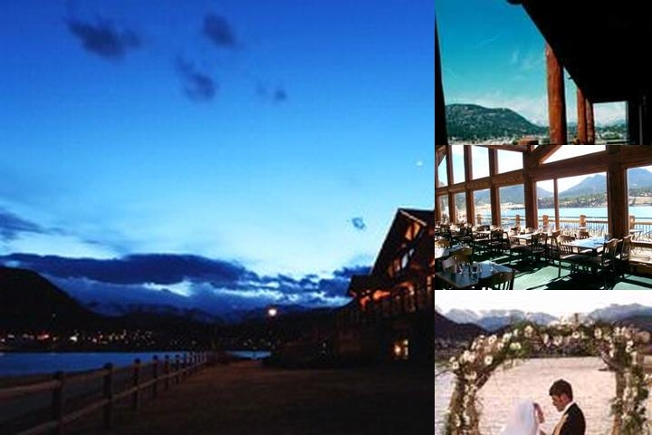 The Estes Park Resort photo collage