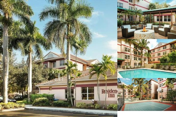 Residence Inn Ft. Lauderdale Plantation photo collage