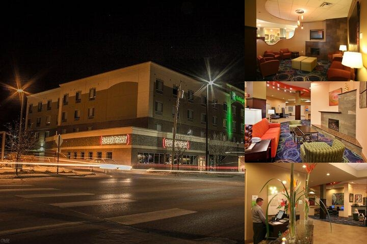 Holiday Inn Downtown Omaha Airport photo collage