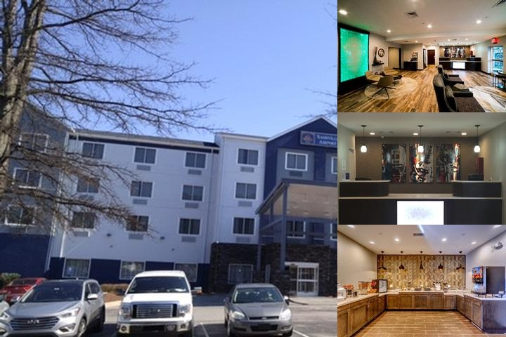 Fairfield Inn & Suites Nashville photo collage