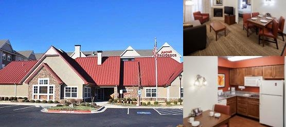 Residence Inn by Marriott Bentonville / Rogers photo collage