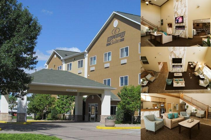 Expressway Suites Bismarck photo collage