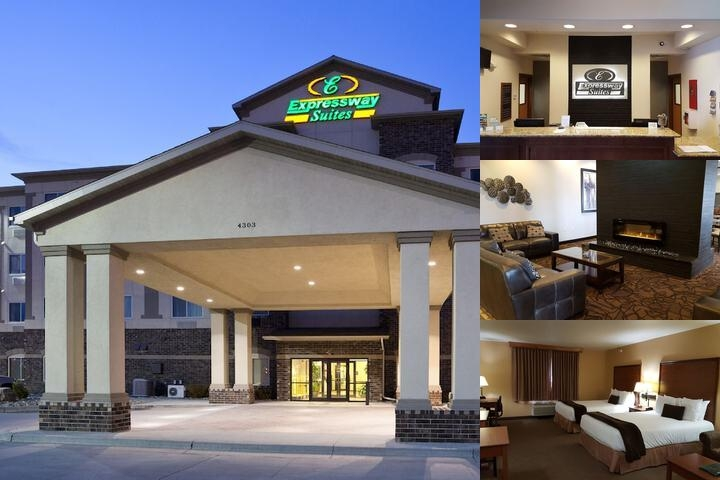 Expressway Suites of Fargo photo collage