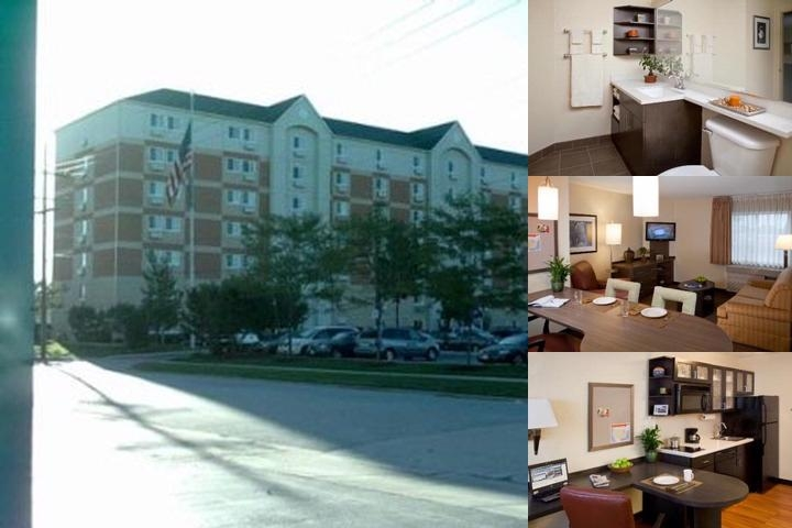 Candlewood Suites Chicago O'hare photo collage