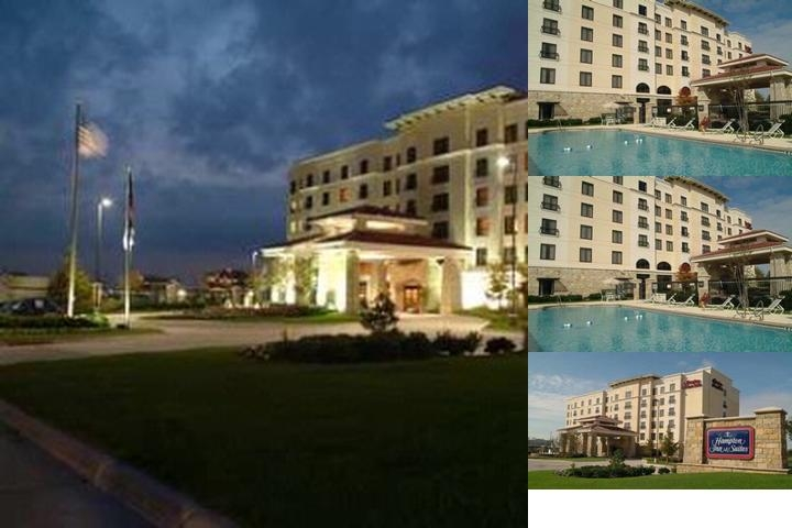 Hampton Inn & Suites photo collage